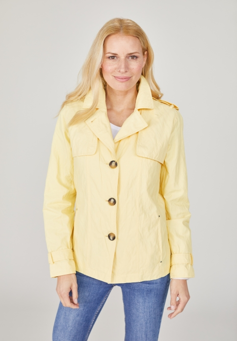 Trenchjacke Cool-Cotton